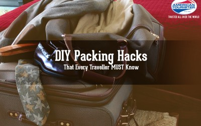 DIY Packing Hacks That Every Traveller MUST Know
