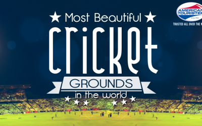 Most Beautiful Cricket Grounds in the World